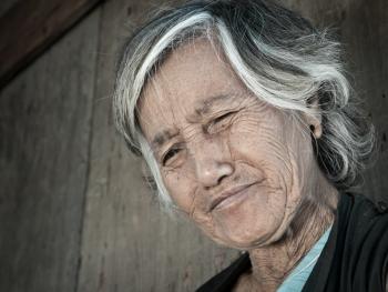 卡林阿族老妇人和她们的纹身3