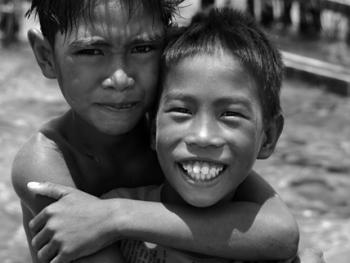 菲律宾苏禄岛的土著居民11