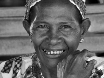 菲律宾苏禄岛的土著居民12