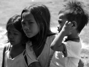 菲律宾苏禄岛的土著居民13