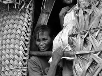 菲律宾苏禄岛的土著居民03