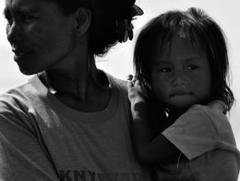 菲律宾苏禄岛的土著居民06