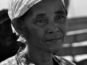 菲律宾苏禄岛的土著居民07