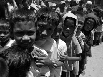 菲律宾苏禄岛的土著居民08