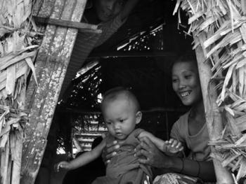 菲律宾苏禄岛的土著居民09