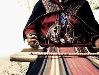 秘鲁安第斯山的山民10