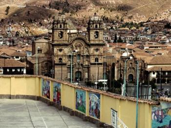 秘鲁安第斯山的山民03