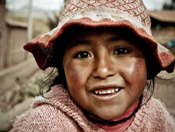 秘鲁安第斯山的山民05