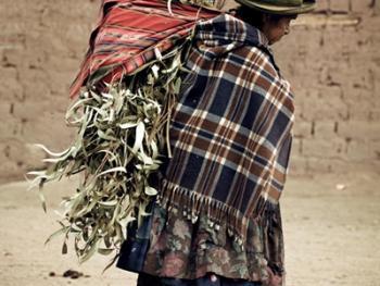 秘鲁安第斯山的山民07