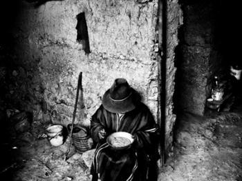 秘鲁高山上与世隔绝的人们12