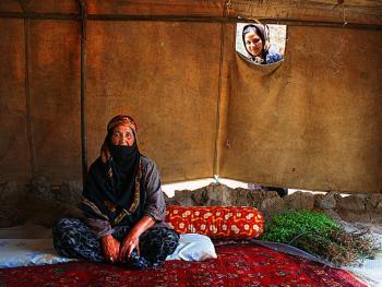 伊朗游牧部落生活2