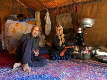 伊朗游牧部落生活3