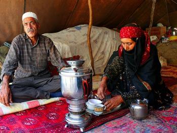 伊朗游牧部落生活4