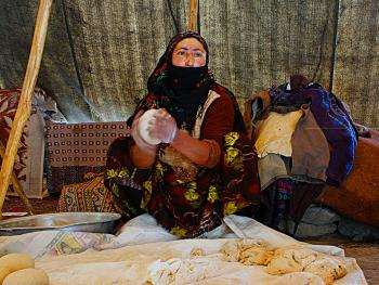 伊朗游牧部落生活6