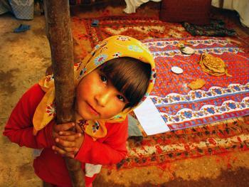 伊朗游牧部落生活8