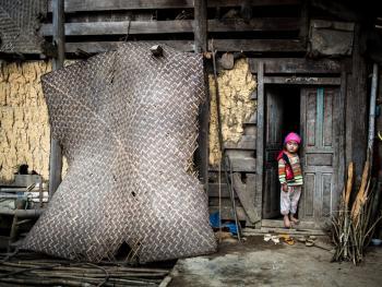 越南东北部的人们11