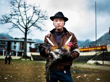 越南东北部的人们12