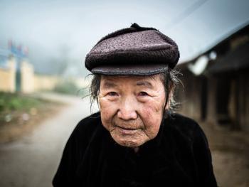 越南东北部的人们07