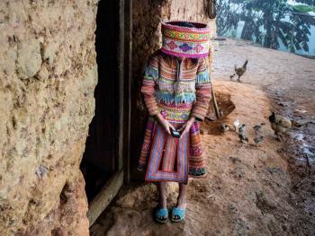 越南东北部的人们09