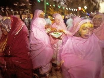 马斯喀特的文化节01