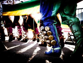 圣保罗市玻利维亚人的狂欢节02