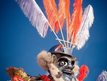 圣保罗市玻利维亚人的狂欢节03