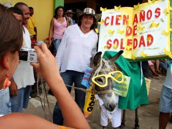 哥伦比亚驴子节02