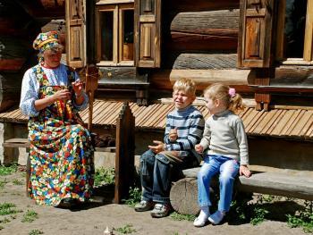 俄罗斯桦树节10