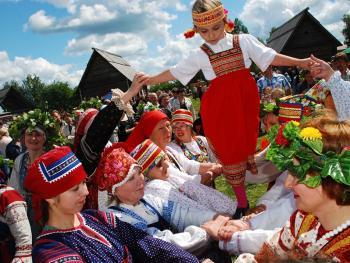 俄罗斯桦树节