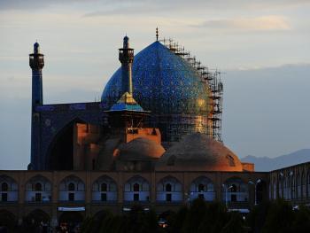 伊斯兰的拱顶建筑