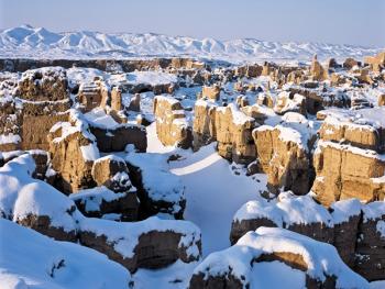 丝绸之路新疆段古遗址