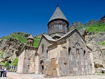 亚美尼亚的教堂