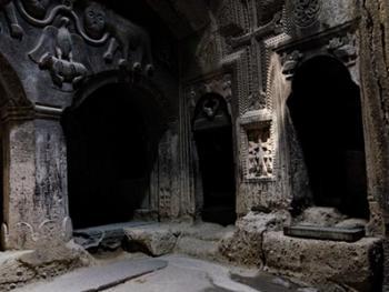 亚美尼亚的教堂07