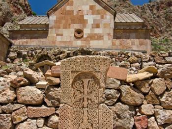 亚美尼亚的教堂08