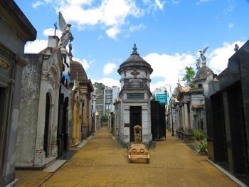 雷科莱塔国家公墓13