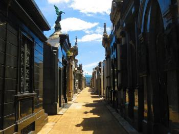雷科莱塔国家公墓06