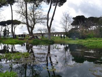 罗马的高架水渠02