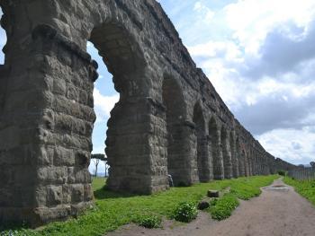 罗马的高架水渠08