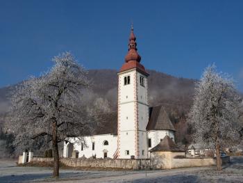 斯洛文尼亚教堂
