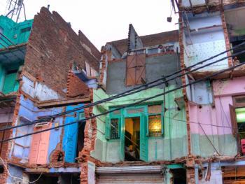新德里的市政工程01