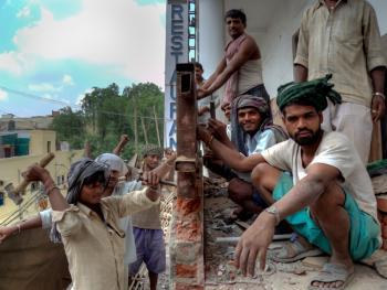 新德里的市政工程03
