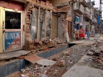 新德里的市政工程04