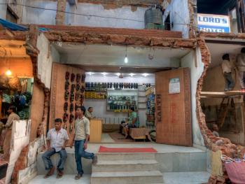 新德里的市政工程05