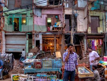 新德里的市政工程06