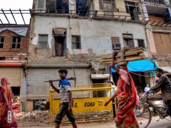 新德里的市政工程09
