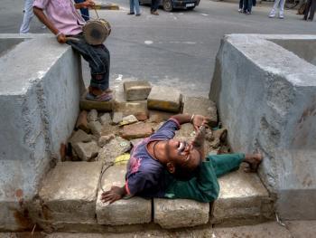新德里的市政工程10