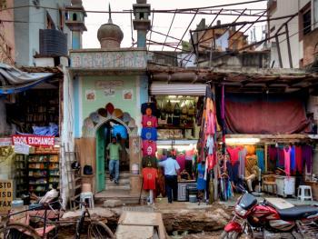 新德里的市政工程11