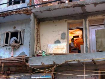 新德里的市政工程12
