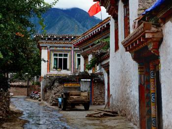 探访藏族民居02