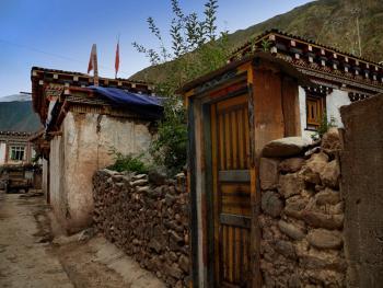 探访藏族民居03